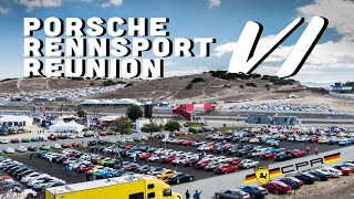 Rennsport Reunion VI with CPR Classic!
