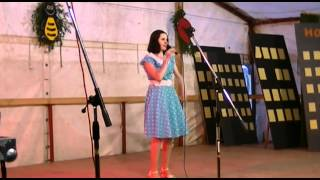 Connie Francis schöner fremder Mann - Cover (live)