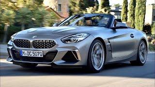 Тест драйв BMW Z4 ( По Немецкому автобану )