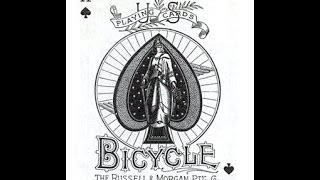 The Ace of Spades : Playing Card History #1