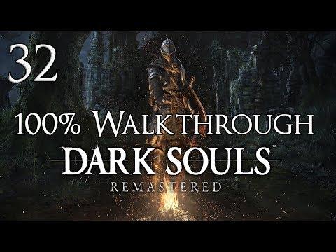 Dark Souls Remastered - Walkthrough Part 32: Royal Wood + Knight Artorias