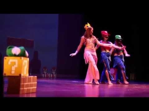 Academia Abir SUPER MARIO DANCE