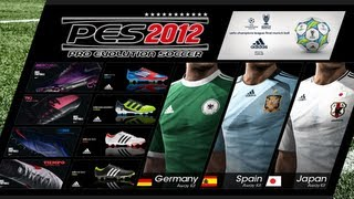 PES 2012 | Actualización 6/3/12: Fichajes de invierno, botas, equipaciones y balon (UCL) | HD | PS3