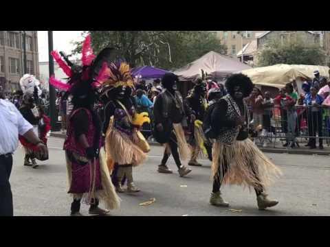 MardiGras Zulu parade