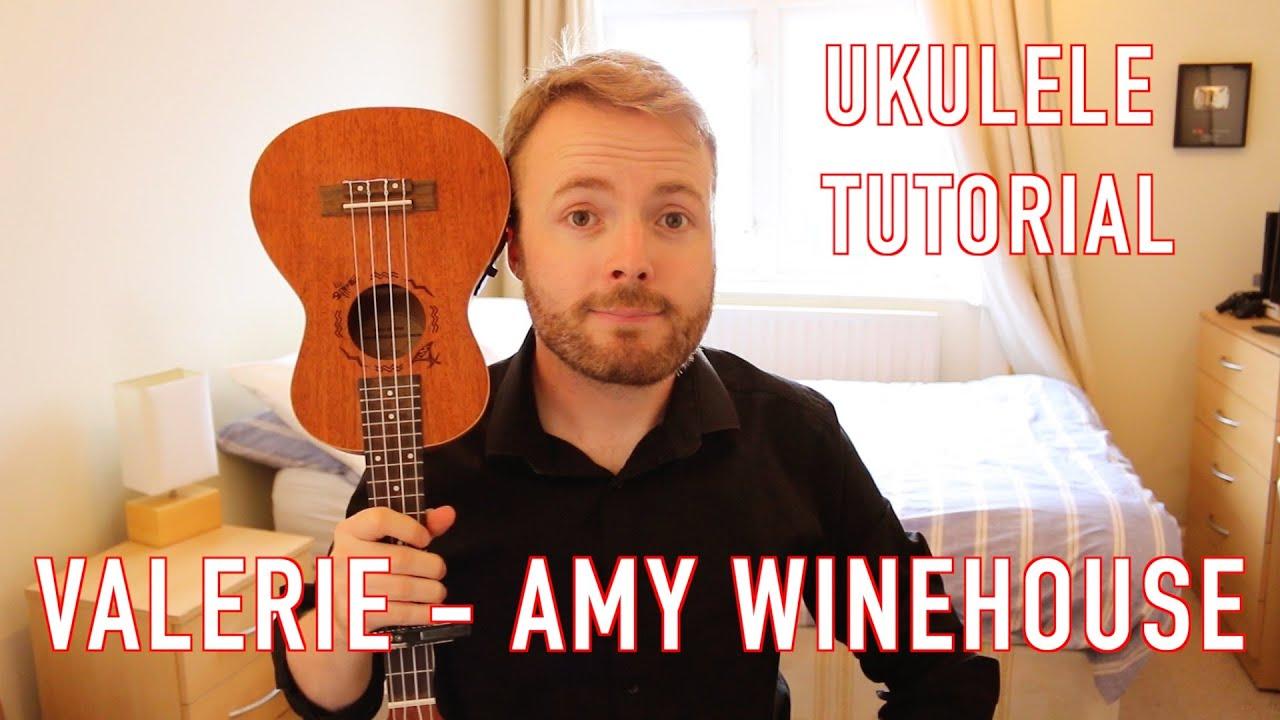Valerie amy winehousemark ronson ukulele tutorial youtube valerie amy winehousemark ronson ukulele tutorial hexwebz Image collections