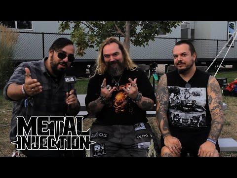 Max & Igor Cavalera Sepultura Roots Interview | Metal Injection