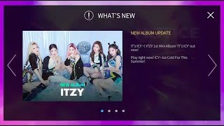 SuperStar JYPNATION | ITZY - Come Back Event & Purchase LE Cards