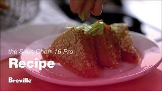 Deep Fried Shrimp Toasts Recipe from Gabrielle Hamilton Mind of a Chef Powered by Breville