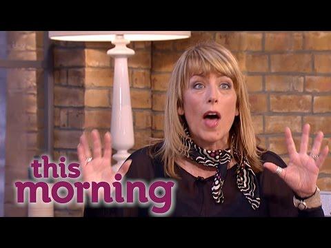 Fay Ripley Has Mice!  This Morning