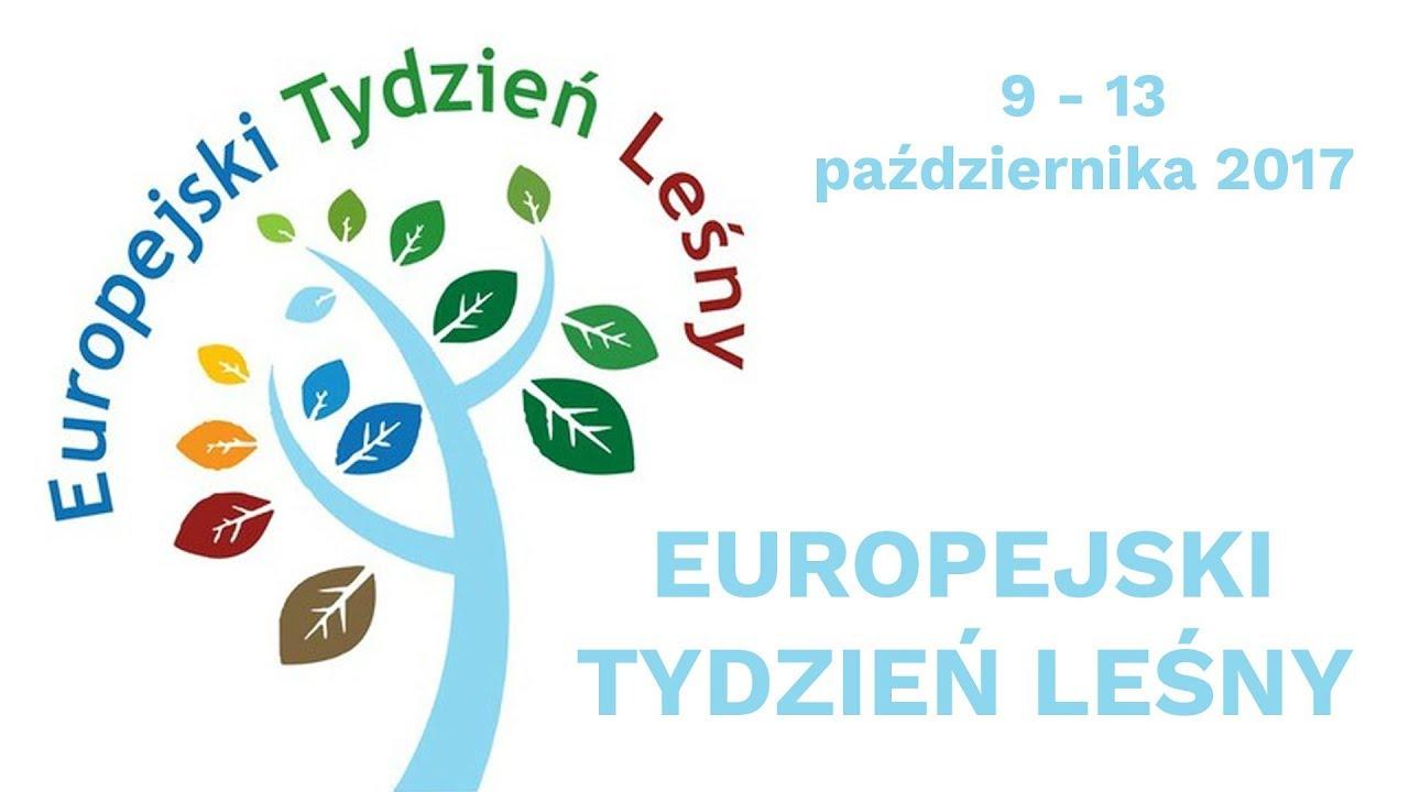 Europejski Tydzień Leśny 9 – 13 października 2017