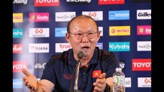 Câu hỏi của ông Park trước giải đấu King's Cup làm thức tỉnh người hâm mộ Việt Nam
