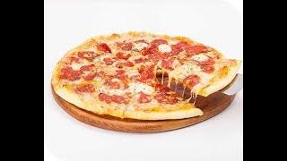 #Как приготовить Пиццу дома#