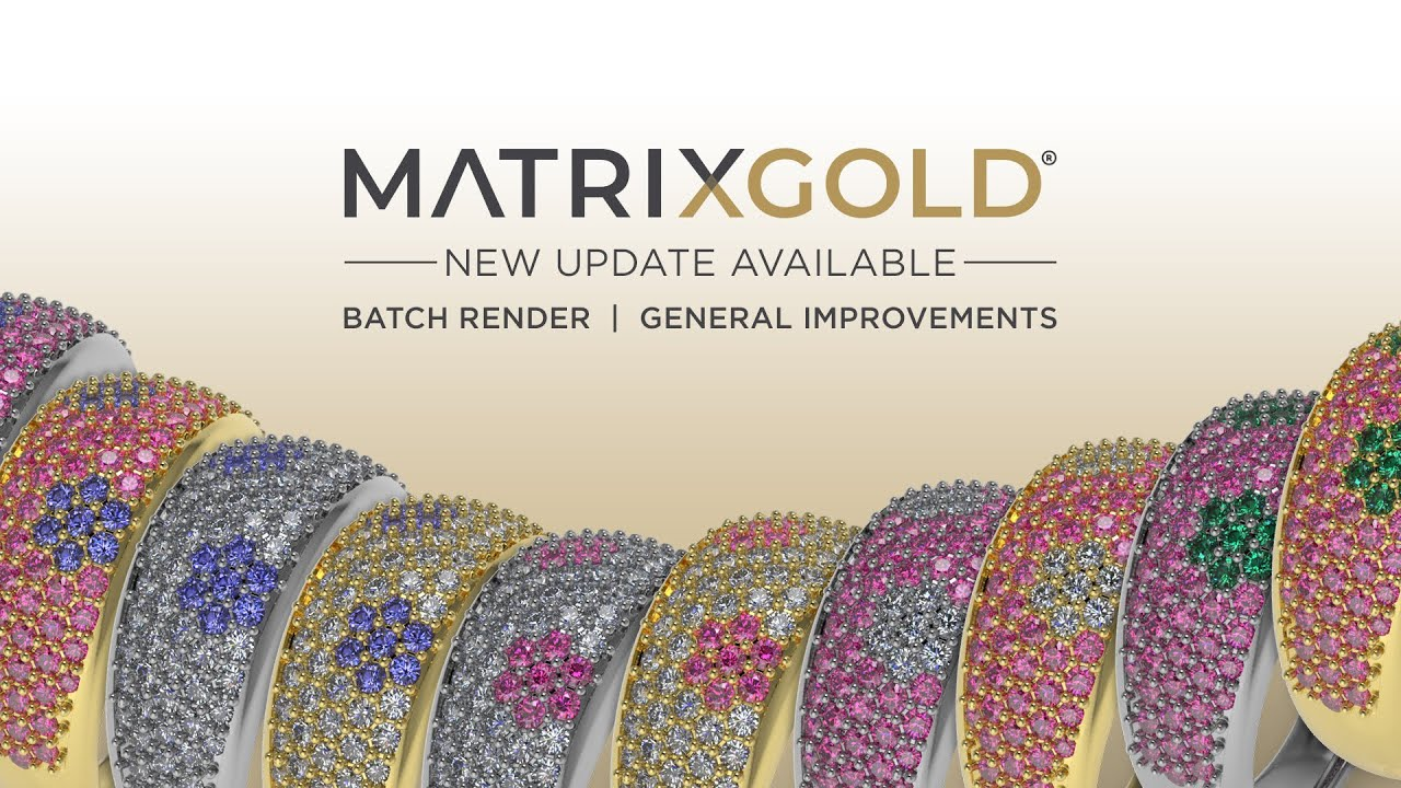 📣 The new MatrixGold update is available now! 😃
