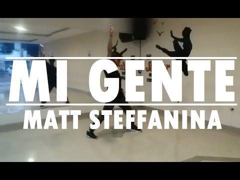 MI GENTE - J Balvin Dance Cover | Matt...