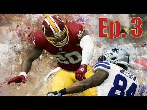 tough-divisional-battles-to-start-season---washington-redskins-madden-20-franchise-|-ep-3