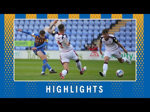 Shrewsbury Bolton Goals And Highlights
