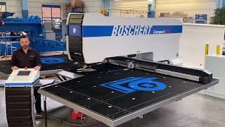 Boschert Punching Machine: Compact Evo (English)