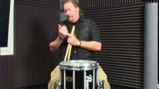 Scott Johnson, Percussion Director of The Blue Devils on Gr