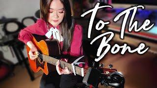 (Pamungkas) To The Bone - Fingerstyle Guitar Cover | Josephine Alexandra