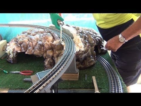 Model Railway Mountain – how to build one