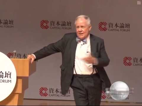 Jim Rogers eyes strong RMB role