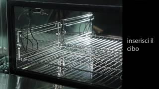 Cottura a bassa temperatura manuale con Freddy