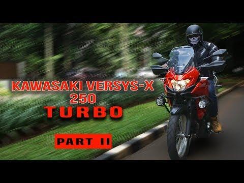 Versys Turbo Part 2