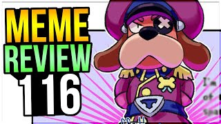 Teaching Colonel Ruff to FETCH | Brawl Stars Meme Review #116
