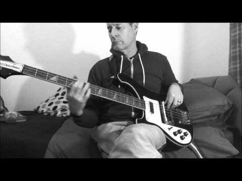BIG COUNTRY CHANCE Bass Cover