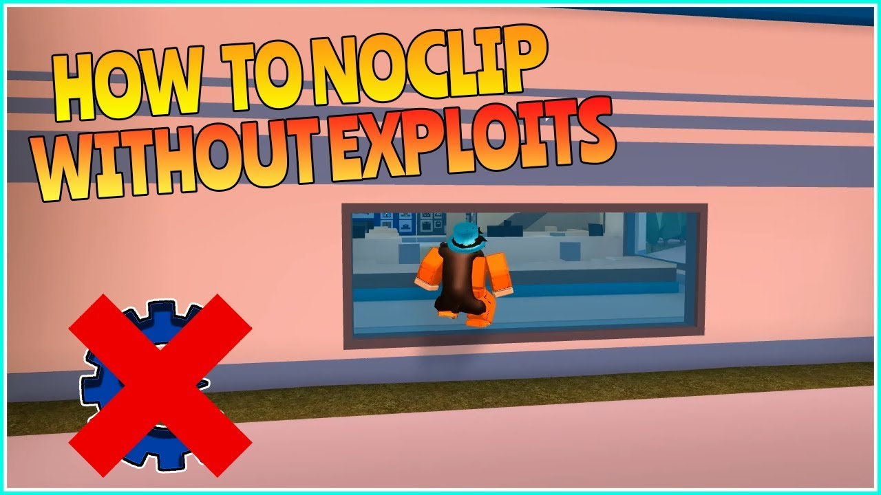 How To Noclip On Roblox Jailbreak For Mac