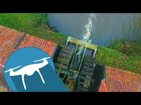 COLLSE WATERMOLEN by drone - Nuenen, The Netherlands