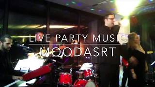 Moodsart Band Partymusik - LIVE (6 Songausschnitte)