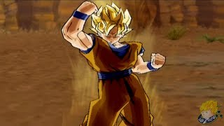 Dragon Ball Z Infinite World - Story Mode - More Mini Games |Android Saga | (Part 9) 【HD】
