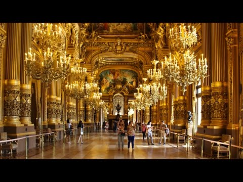 Palais Garnier [Paris Opera House] | Two Weeks In Paris (Day Eleven)