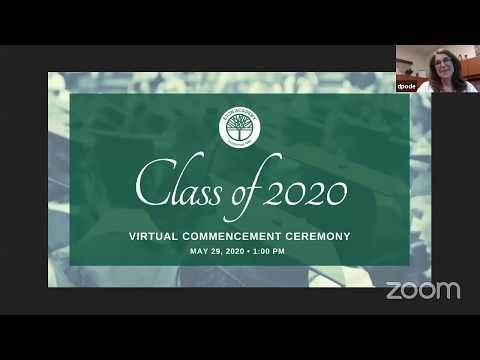 Eton Academy Class of 2020 Commencement Ceremony