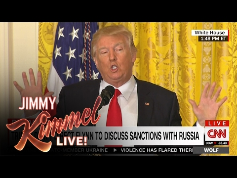 Thumbnail: The Gist of Donald Trump's Press Conference