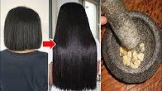 Как ОТРАСТИТЬ очень ДЛИННЫЕ и ТОЛСТЫЕ волосы / СУПЕР БЫСТРО естественным путем - 100 % результат !