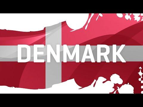 Presenting Denmark - #IIHFWorlds 2017 - 동영상