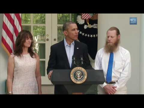 Obama Announces Taliban-Bergdahl Swap