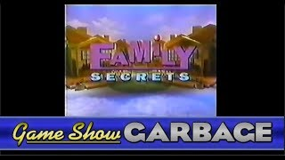 Game Show Garbage - Family Secrets