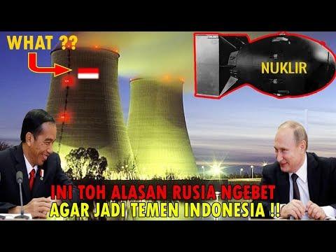 WHAT? Ini 5 Alasan Rusia Ingin Jadi Sahabat Baik Indonesia