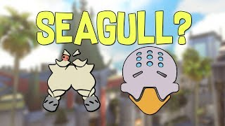 What Happens When Seagull Plays Other Heroes - Epic Overwatch Series #4