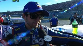 Chase Elliott Finishes Outside of Top 10 at Talladega - 2016 NASCAR Sprint Cup