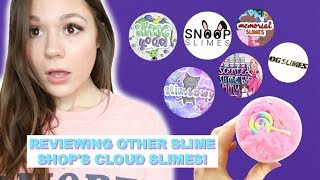 honest slime package review