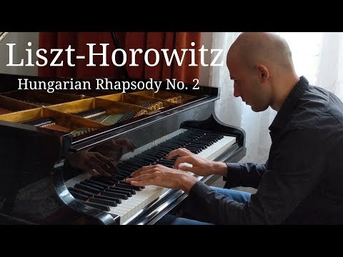 Liszt/Horowitz - Hungarian Rhapsody No. 2 | C. Bechstein