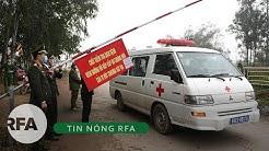Tin nóng RFA   Thêm ca thứ 11 dương tính COVID-19 ở tỉnh Vĩnh Phúc