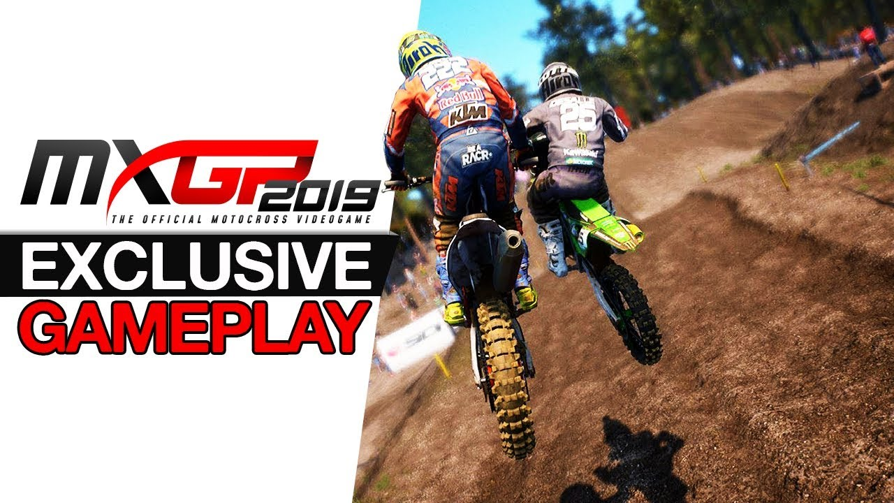 MXGP 2019 - New Exclusive Early Gameplay