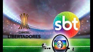 SBT assina contrato e irá transmitir jogos da Libertadores na TV aberta em 2020