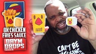 Burger King Chicken Fries Sauce