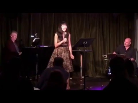 Suzanne Whang sings her version of